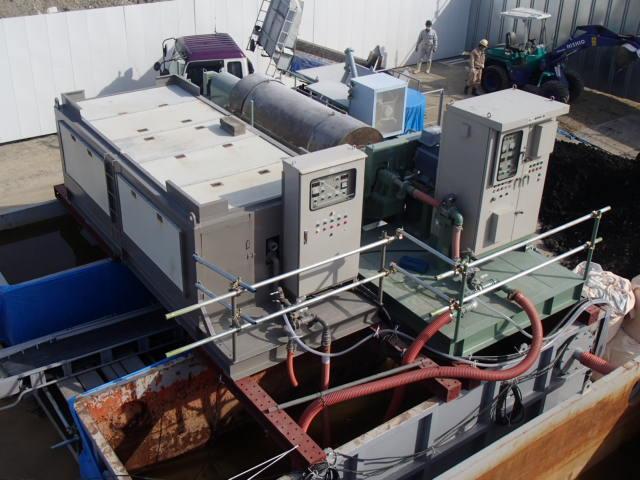 遠心分離機(HS-500MW・HS-600MW)
