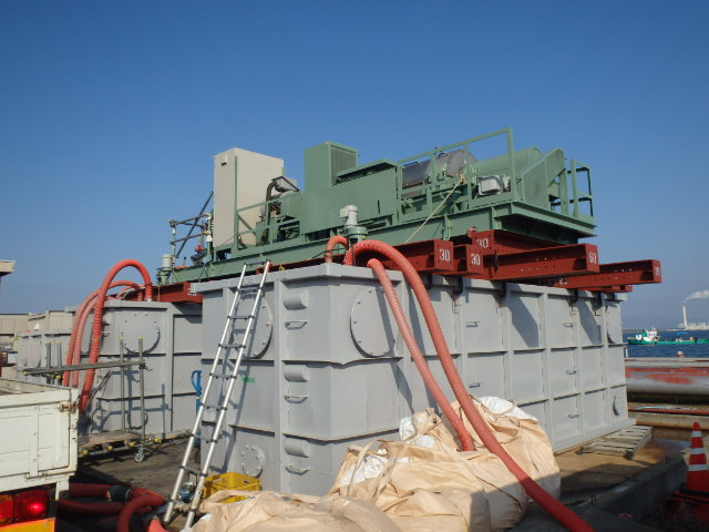 遠心分離機(HS-600MW)